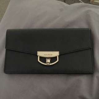 Marc's Black Wallet