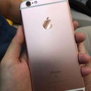 Apple iPhone 6S 16GB Globe-locked