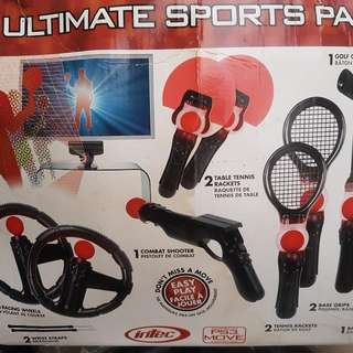 Ps3 Ultimate Sports Pack