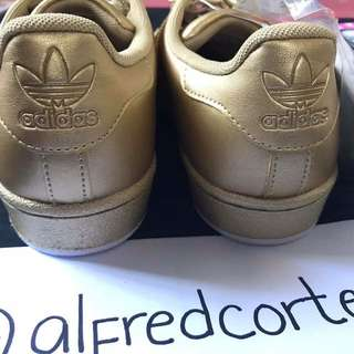 Adidas Superstar Gold Metallic Limited Edition