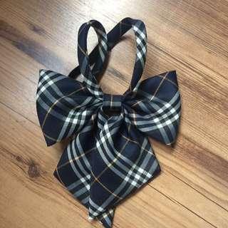 Japanese School Girl Uniform Bow