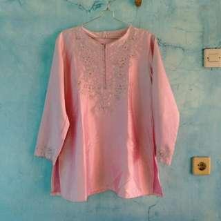#Baju Kondangan Pink