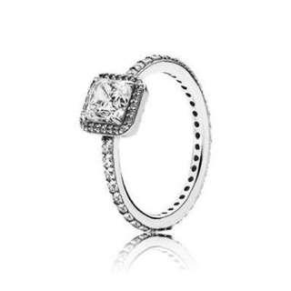 Pandora Timeless Elegance Ring Size 52