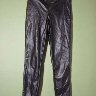 Dynamite 'leather' Leggings