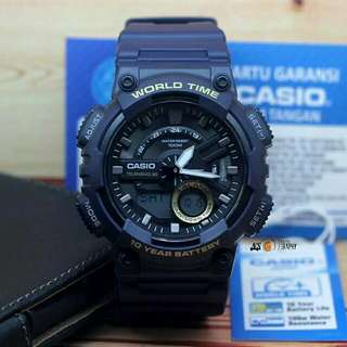Casio Navy