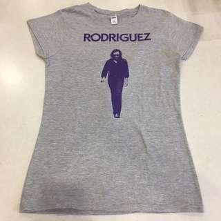 Grey Ladies' Rodríguez Y-shirt Size Small