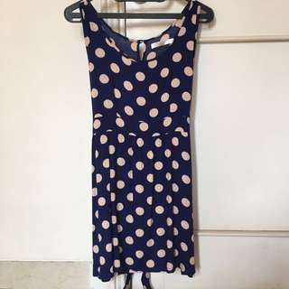 Polkadot Beach Dress