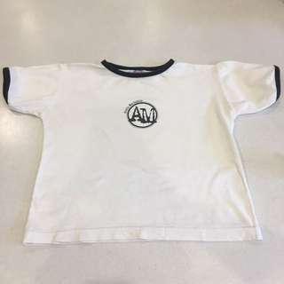 Alanis Morissette Cropped Concert Tee