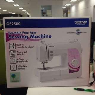 Brother Mesin Jahit (sewing machine)