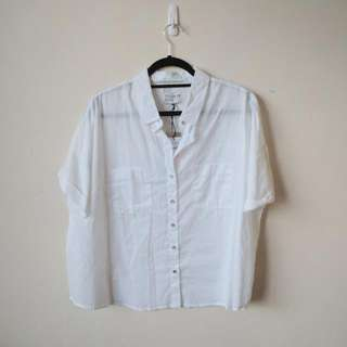 Cotton On Large White Button Up