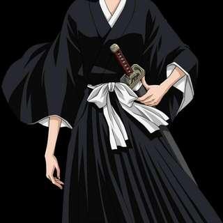 Bleach Rukia Cosplay