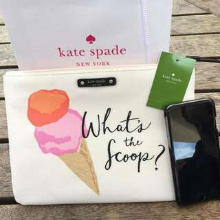 Brandnew Authentic Kate Spade Wristlet