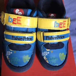 Fisher Price Boy's Shoes