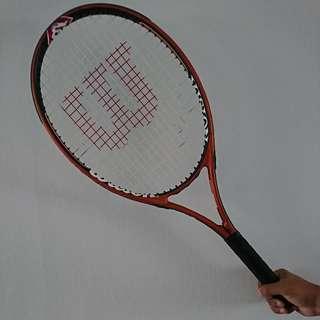 Wilson Tennis Racket..