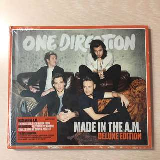One Direction - Made In The AM Album (Deluxe Edition)
