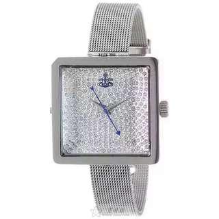 🚚 原裝正貨薇薇安,錶盤鋪滿鉆+土星LOGO,超級時尚超級閃 #我有手錶要賣