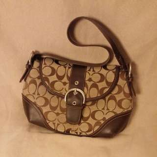 Brand New Coach Shoulder Purse Bag