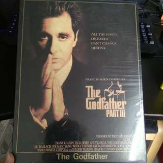 The Godfather Part III jigsaw puzzle