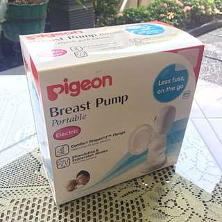 PIGEON Portable Electric Breast Pump