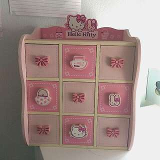 Hello Kitty Drawer