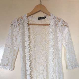 Lacy Outer Wear