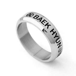Baekhyun Ring - Negotiable