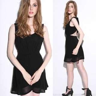 Sexy Halter Dress Sexy Back