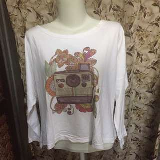 Polaroid Sweetshirt