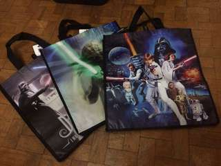 Star Wars Eco Bags (Set)