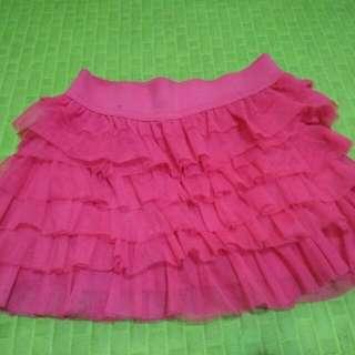 Circo ruffled skirt