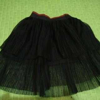Unbranded Black Skirt for 2T