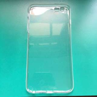 Iphone 6s Plus Clear Jelly Silicon Cover
