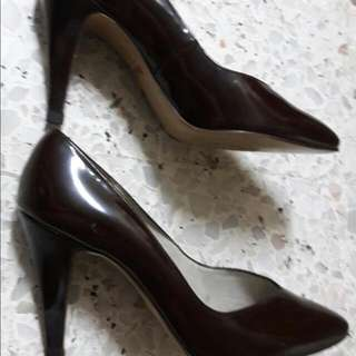 Authentic Bally Leather Shoes