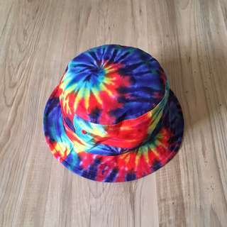 Psy Trippy Bucket Hat 可折疊迷幻漁夫帽