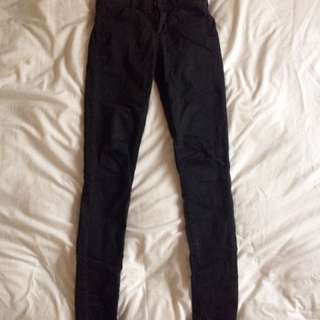 Faded Topshop Leigh Jeans