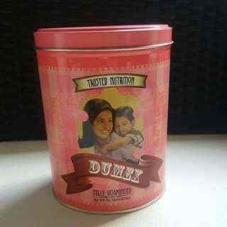 Vintage Tin Can #Vintage #Dumex #Tin #Milk #Heritage