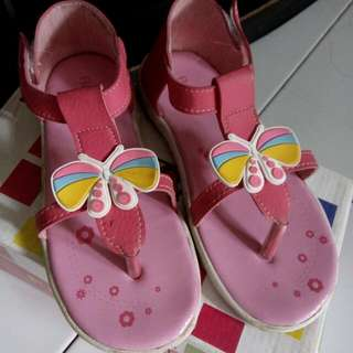 Sandal Fladeo Kids Flowers