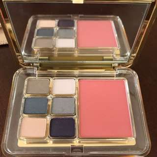 NEW Estée Lauder Shadow And Blush Travel Compact