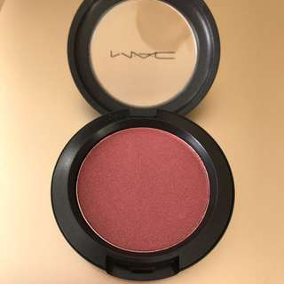 MAC Large 3.4g Burgundy Mega Metal Eyeshadow