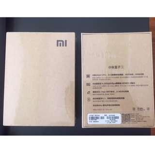 Brand New Xiaomi Mi Box 3 4K TV Console - Sealed in Box