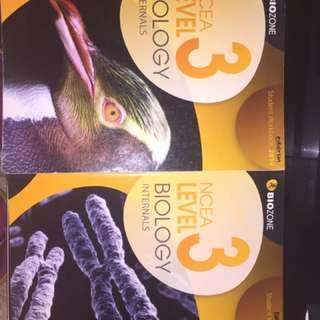 Level 3 Biology Workbook