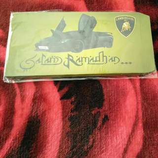 Lamborghini Sampul Hari Raya / Money Packet