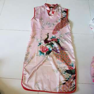 Children Cheong Sum Size 16 (Clearance Sale)