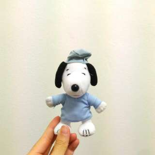 Surgeon Snoopy Collectible