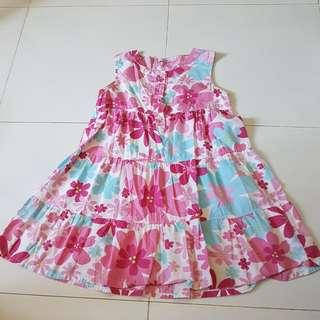 Sweet Flower Girl Dress Size 15 (Clearance Sale)