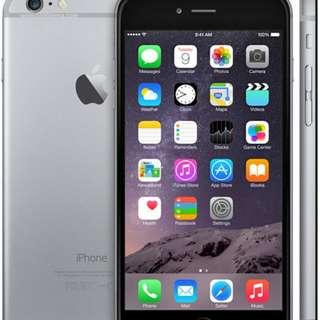iphone6 plus 64G太空灰