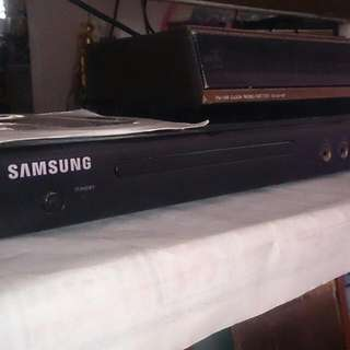 Defective Samsung Dvd Player