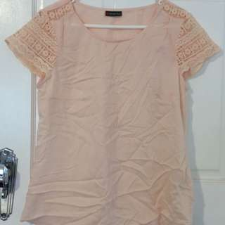 T-shirt Rose Colour, Bought In GER