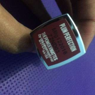 maybelline the power mattes lipstickq