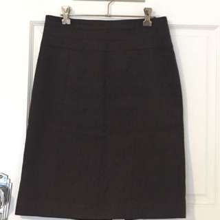 H&M High Waisted Skirt Size 38/8, Office Wear